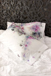 Obsidian Rose Tie Dye Pillowcase Set