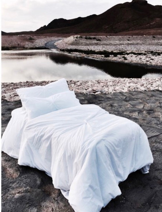 Pure White Duvet Set