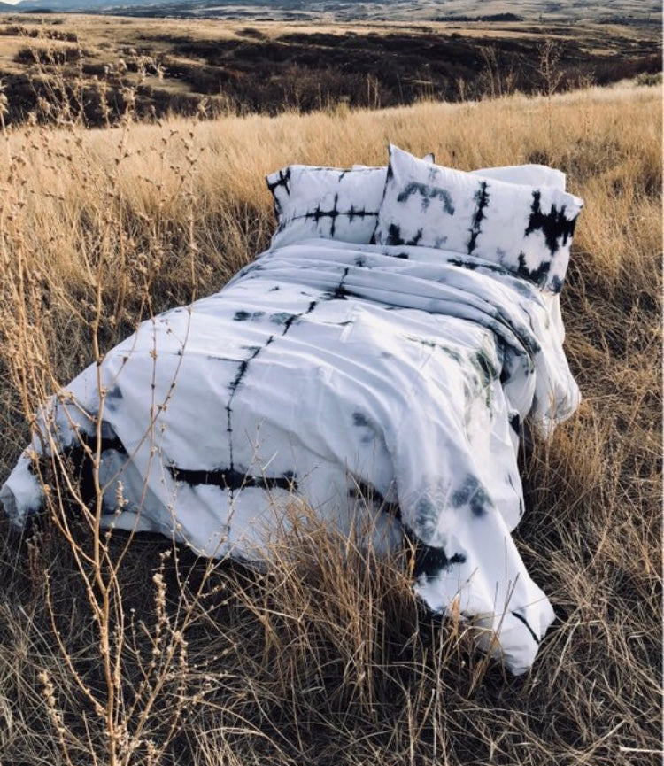 Grey & White Duvet Set *FREE SHIPPING
