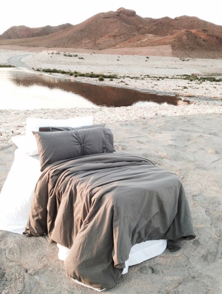 Wolf Grey Duvet Set