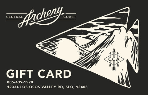 Central Coast Archery Gift Card
