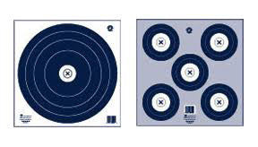 NFAA Indoor REVERSIBLE 5 SPOT