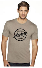 Central Coast Archery Triblend T-Shirt