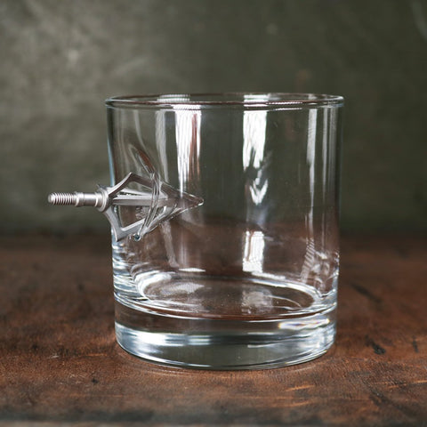 BenShot Rocks Glass