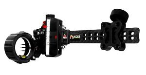 Axcel 3 Pin AccuTouch Carbon Pro Slider Sight