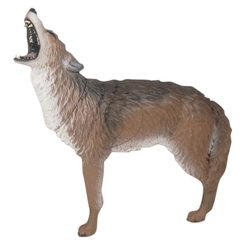Delta 3D Howling Coyote