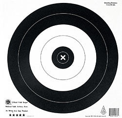 NFAA Hunter and Field Set ( 14 Target Set )