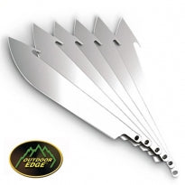 Outdoor Edge Razor-Lite 6pk Replacement Blades