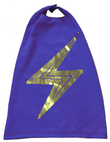 Cape - Lightning Bolt