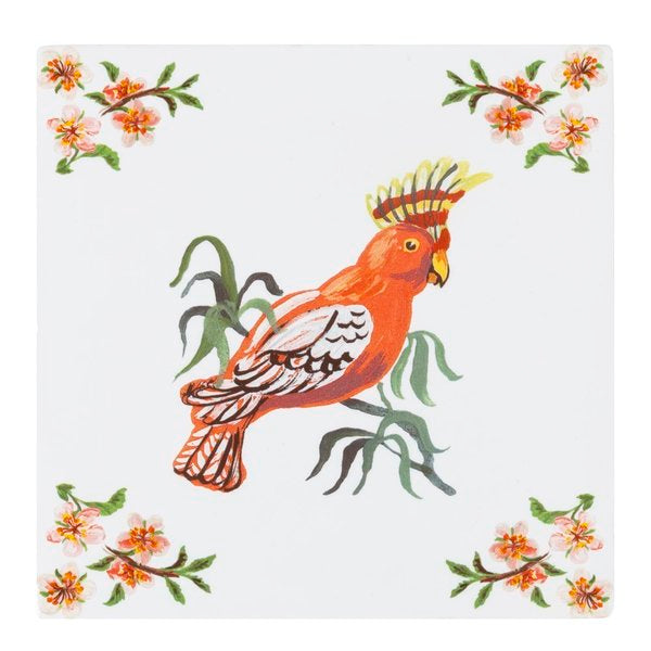 Story Tile - Tropical Bird