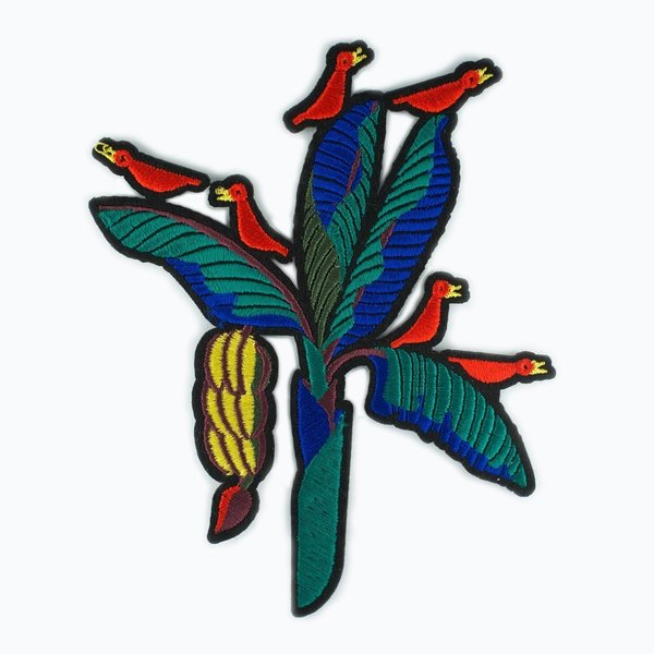 Patch - Banana Tree + Birds