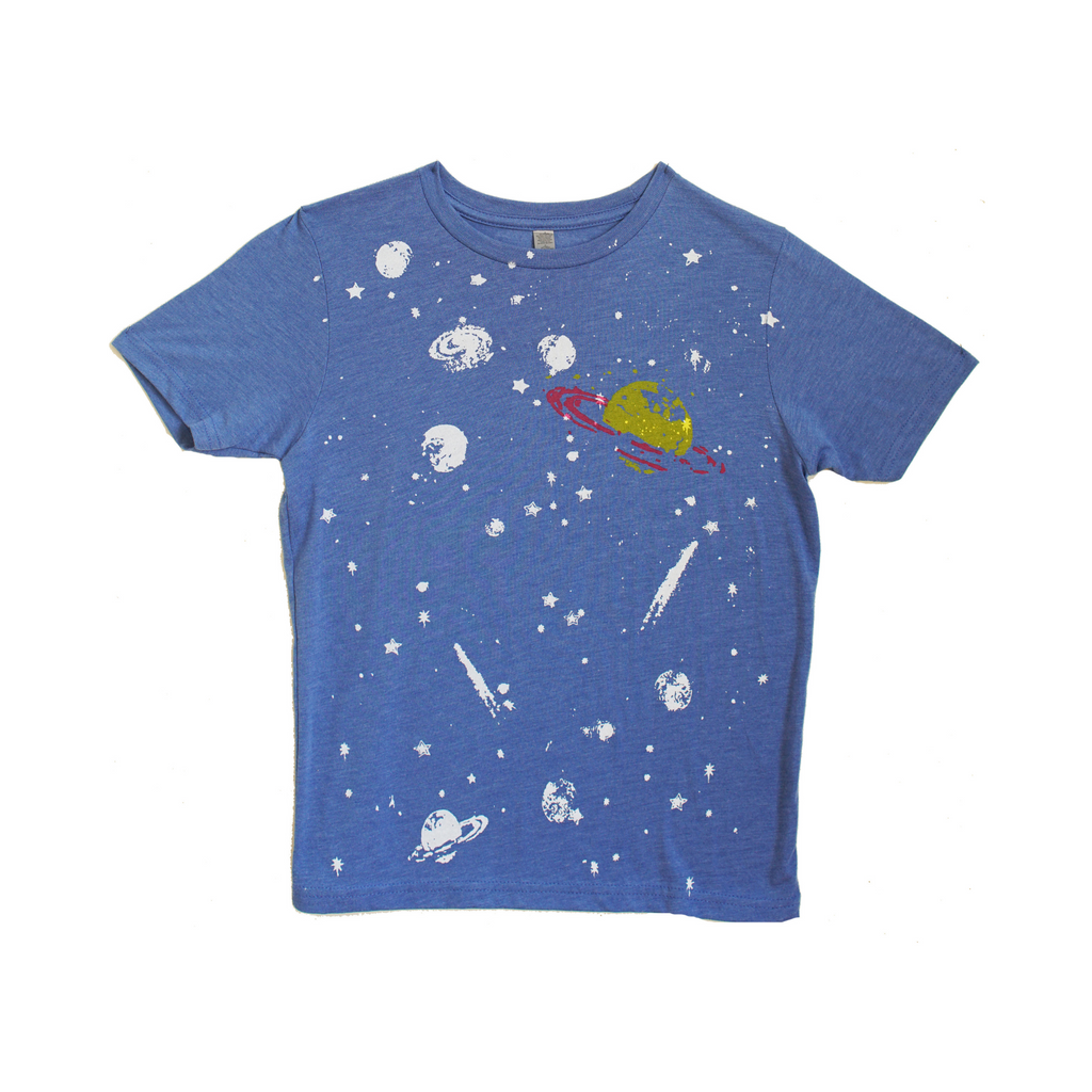 Heather Tee - Saturn