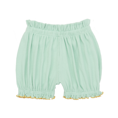 Bubble Shorts - Seafoam