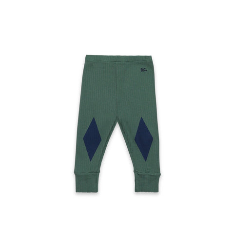 Diamond Legging - Green