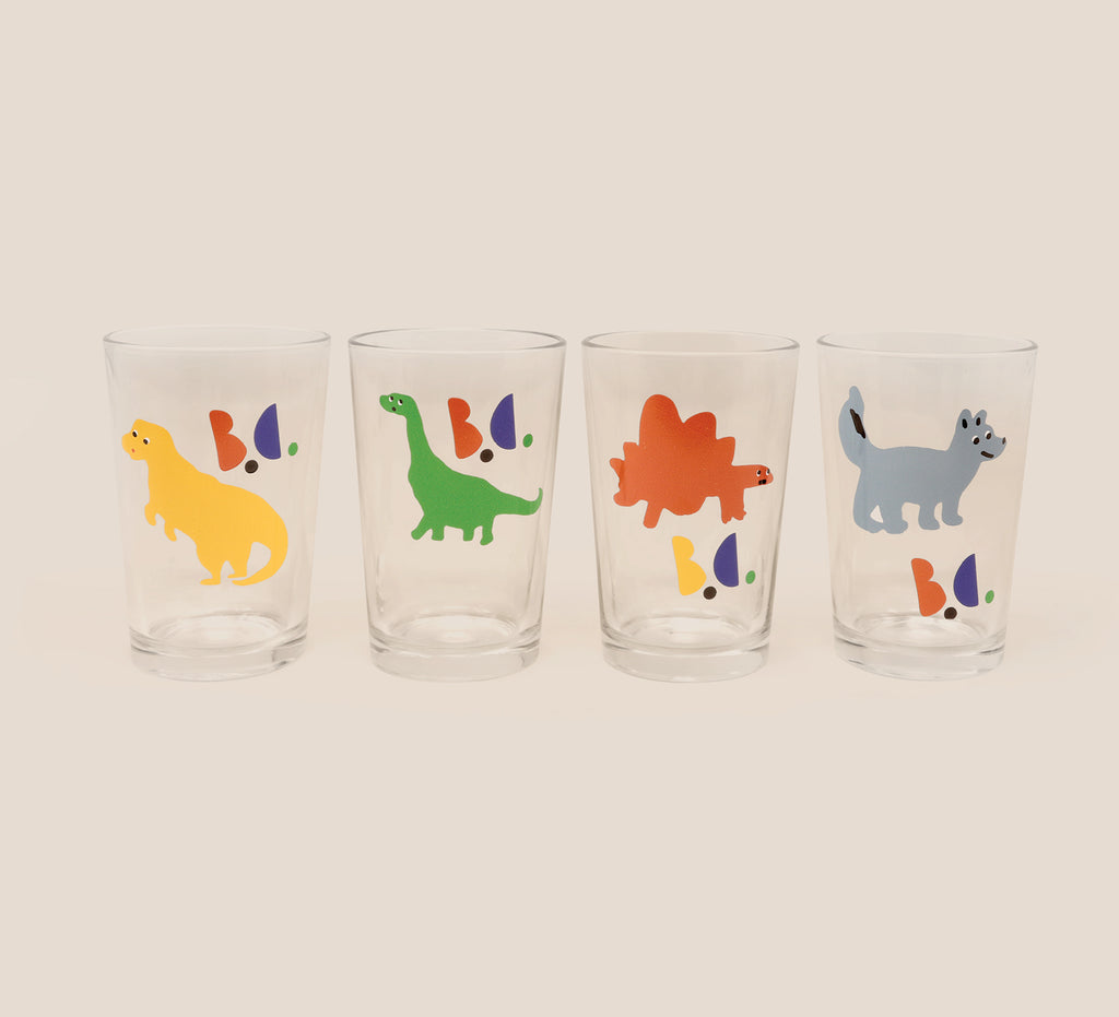 Dino Glass Pack