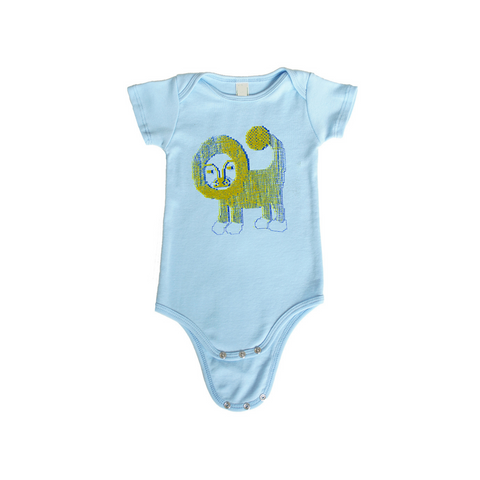 Little Leo Onesie