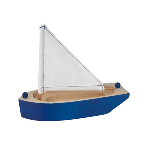 Sailing Boat - Blue