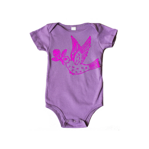 Peace Dove Onesie