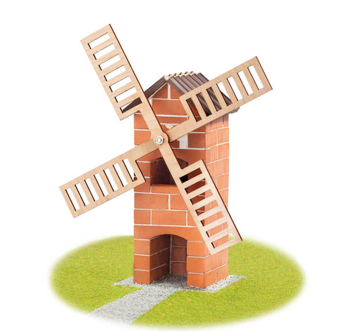 Brick Windmill Kit
