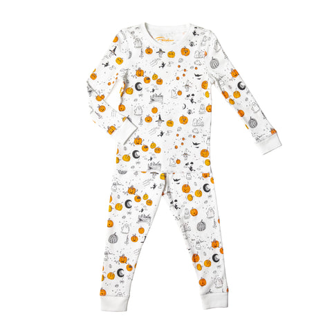 5 Little Pumpkins Pajama Set