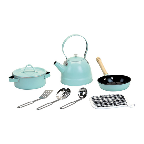 Vintage Cooking Set