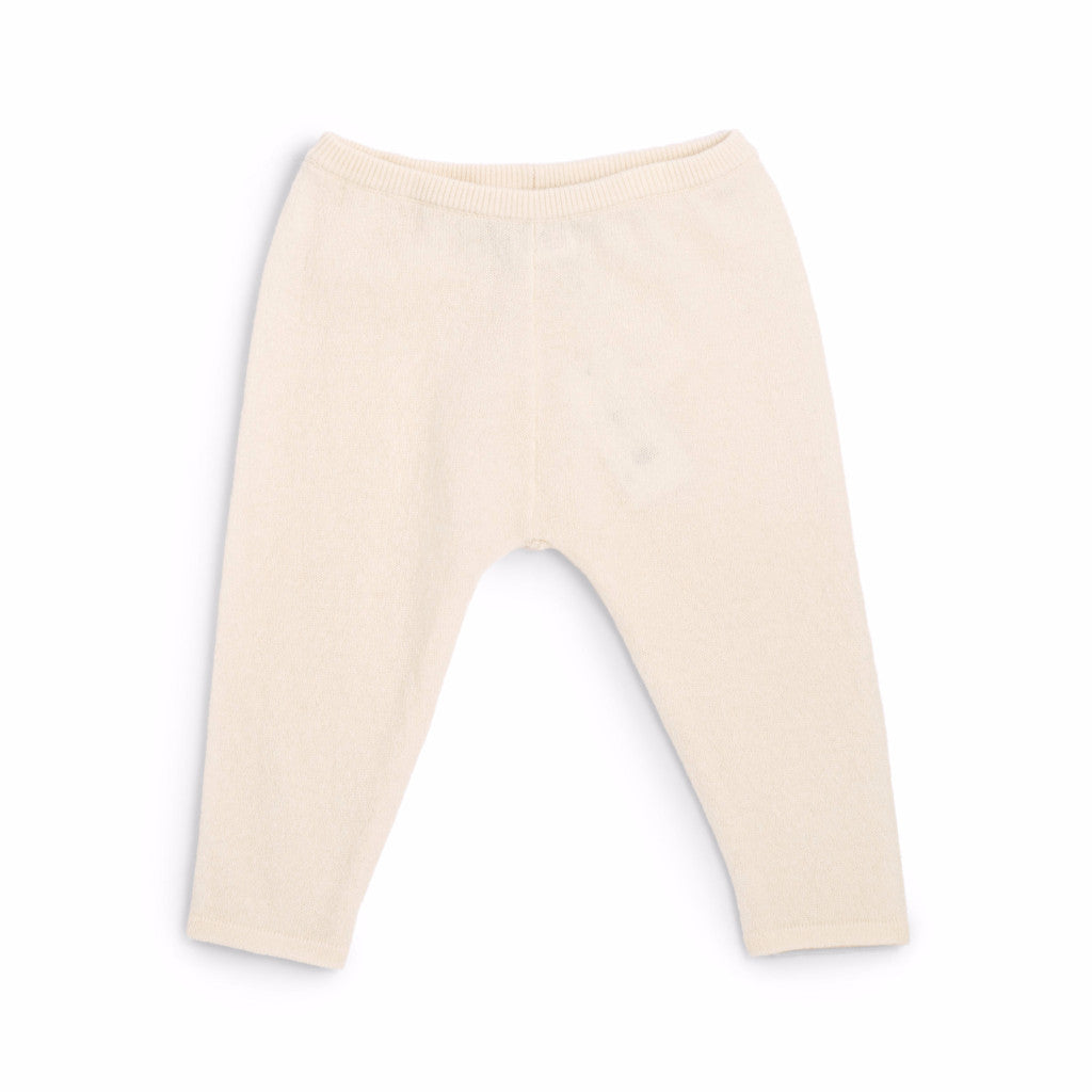 Cashmere Legging - Cream