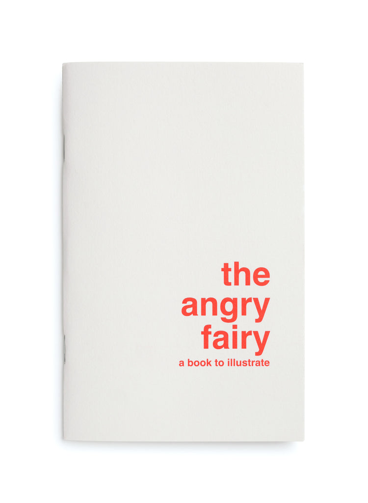Book to Illustrate: The Angry Fairy