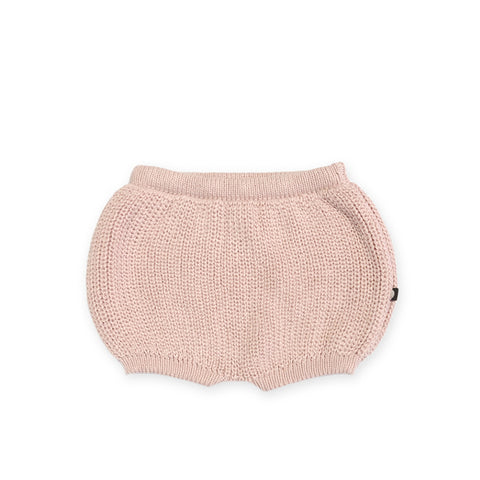 Bubble Shorts - Coral Almond