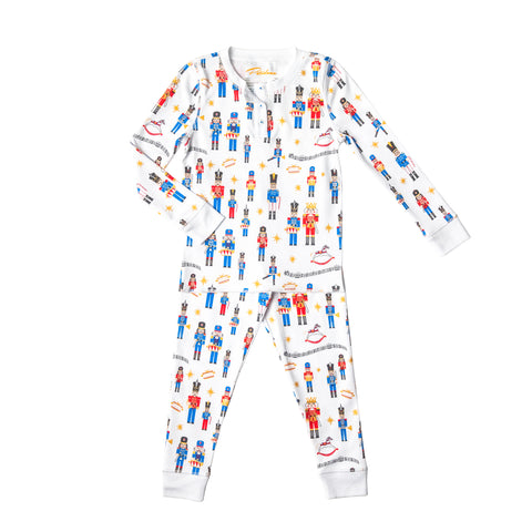 Little Soldiers Pajama Set