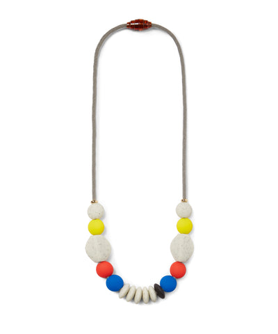 Teething Necklace - Arcade