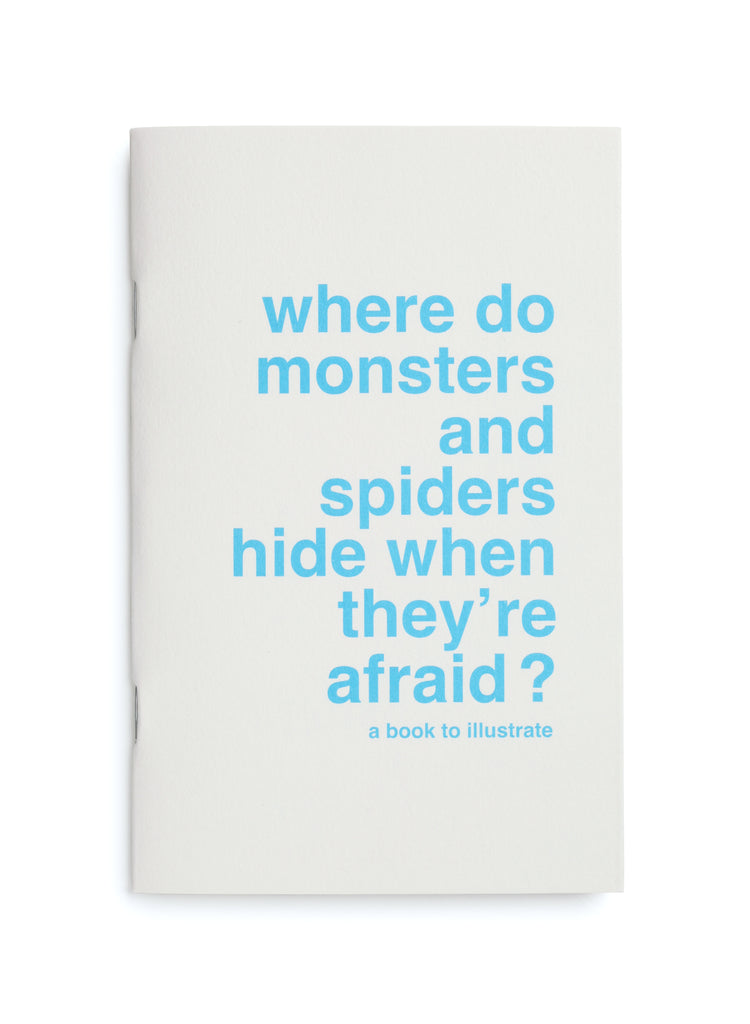Book to Illustrate: Where Do Monsters Hide?