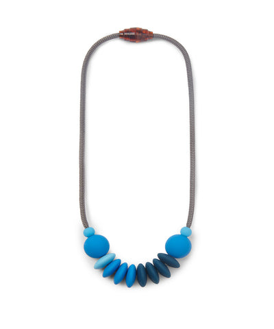 Sensory Necklace - Cobalt