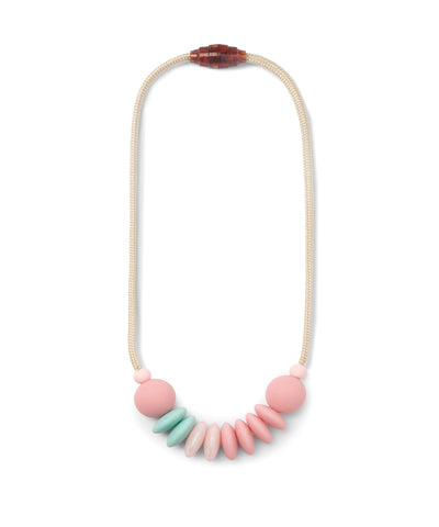 Sensory Necklace - Cotton Candy