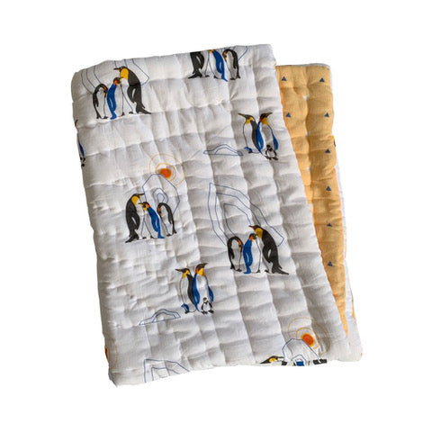 Penguin Play Quilt