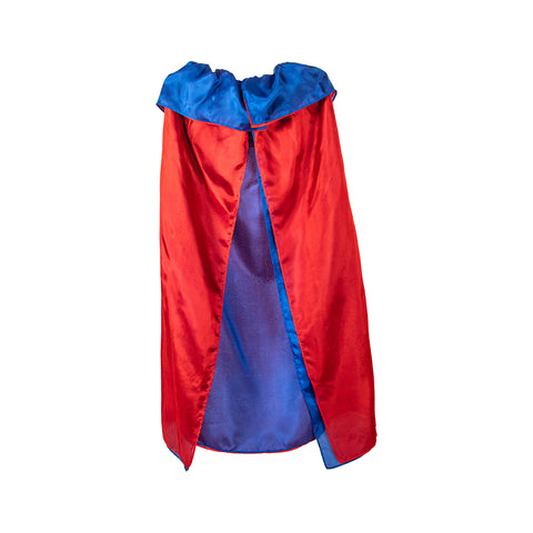 Royal/Red Cape