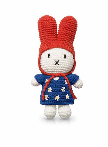 Miffy + Flower Dress & Hat