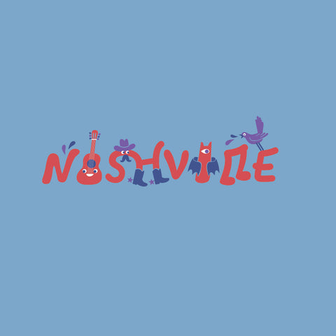 Arcade Nashville Toddler T-Shirt