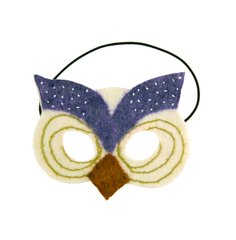 Constellation Owl Mask