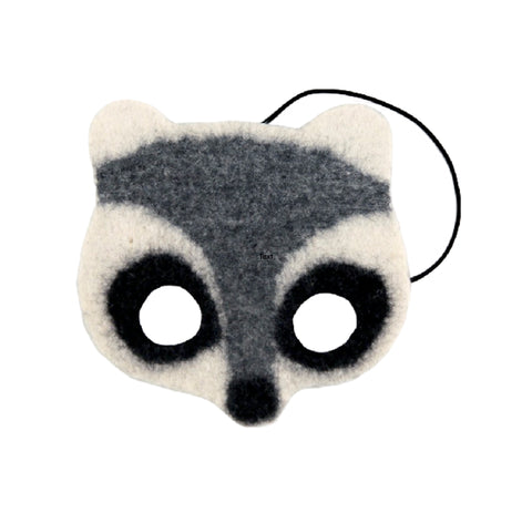 Night Mischeif Raccoon Mask