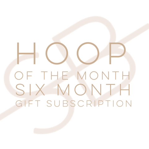 Hoop of the Month Club