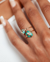 Turquoise Small Vimy Ring