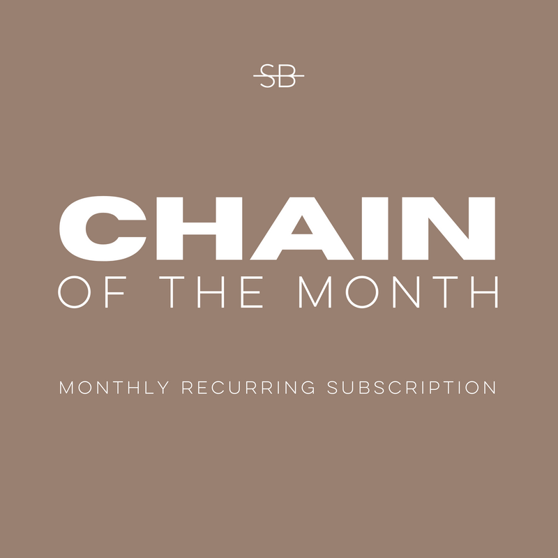 Chain of the Month Club