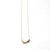 NEWPORT Toulon Convertible Necklace in Hematine