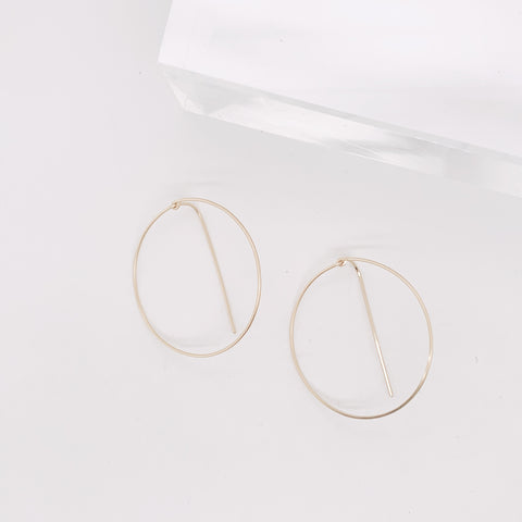 Kono Large Earring