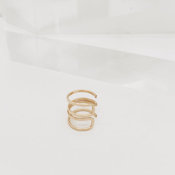 Charmaine Ear Cuff - April 2020