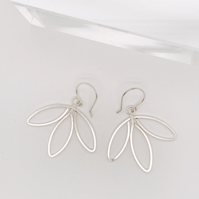 Lotus Small Earring