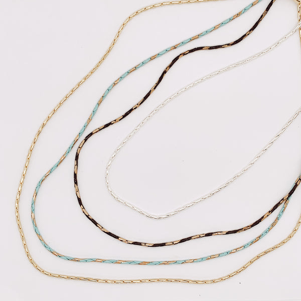 Roque Short Necklace