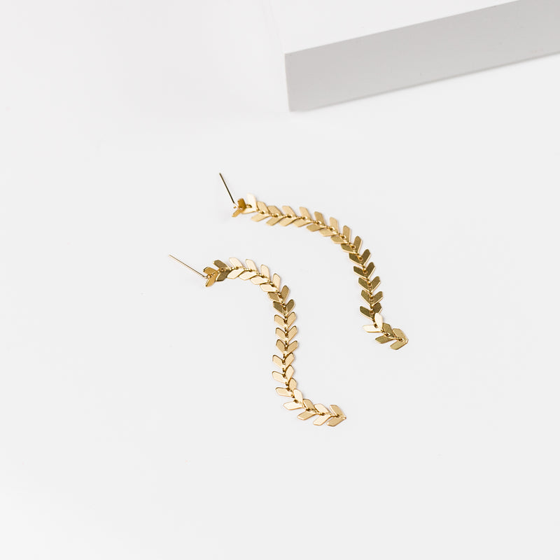 Lizzo Large Drop Earring