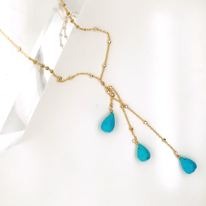 Turquoise Simone Necklace