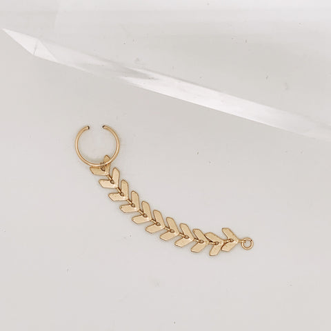 Lisette Large Earring